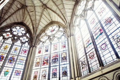 Architecture: A Medieval Time Machine