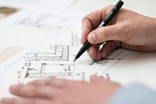 How Architects Work With Architectural Designs To Create A House Plan?
